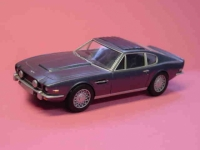 Corgi James Bond Aston Martin resin model