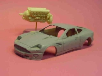 Corgi James Bond Aston Martin prototype body shell