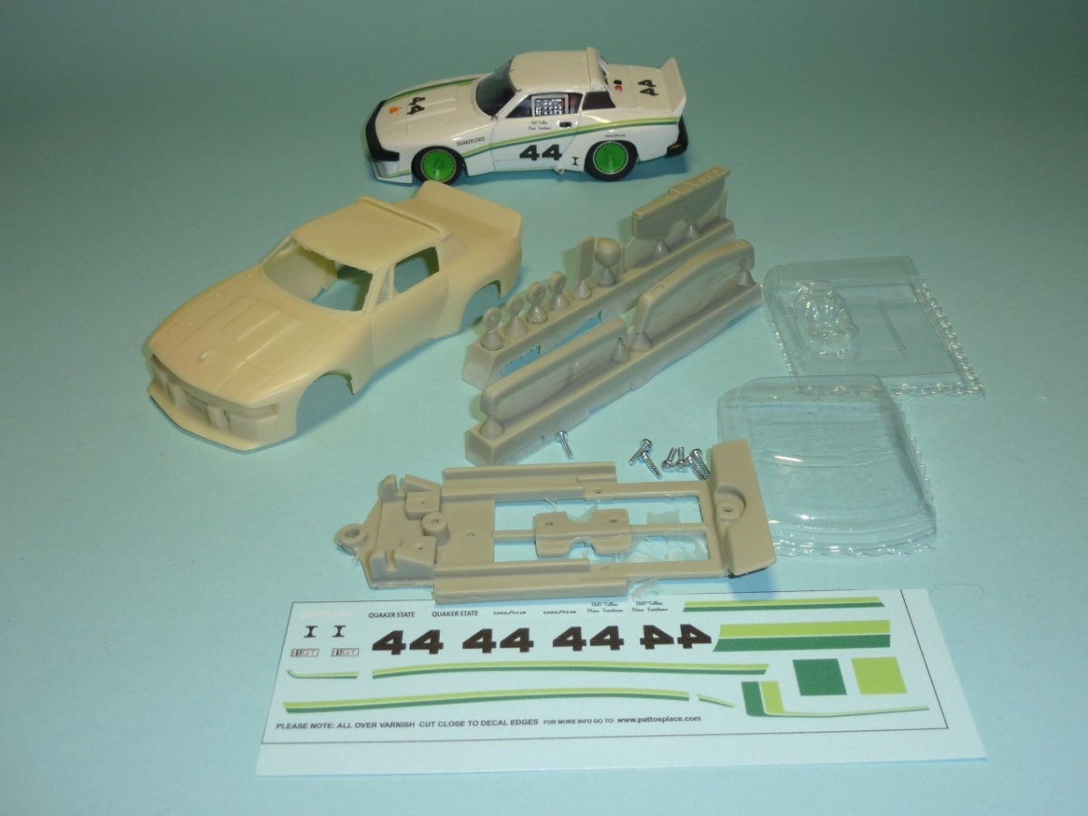 Triumph TR8 Group 44 (Bob Tullius) (GT-332)