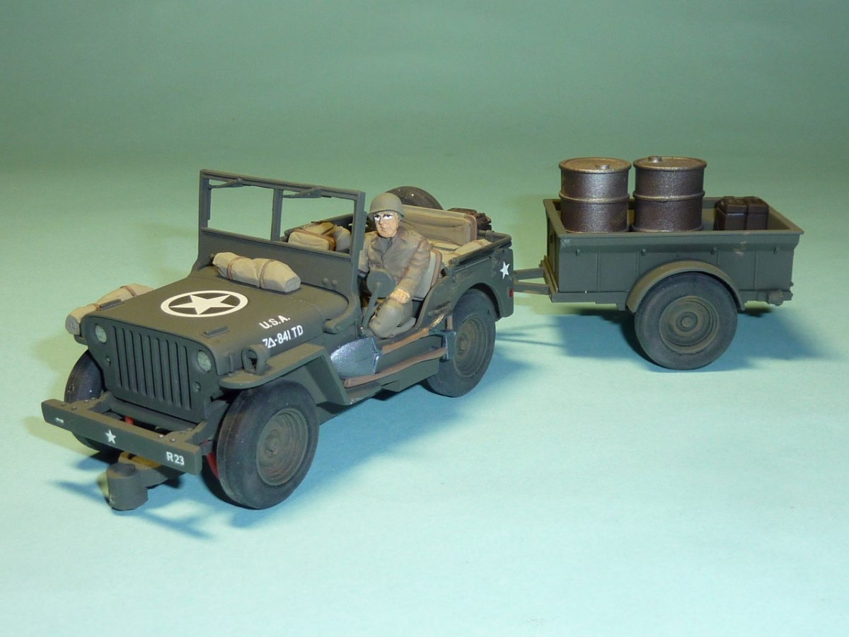 Willys Jeep Tru 501 1941 To 1952 Product Image