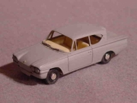 LLedo prototype model Ford Classic
