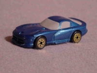 Matchbox resin Dodge Viper
