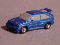 Matchbox Ford Escort Cosworth resin model