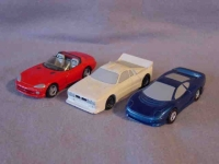 Matchbox Kingsize Dodge Viper, Lancia & Jaguar