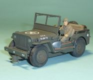 Willys Jeep (x1)